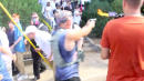 Video Shows Man Shooting At Crowd During Charlottesville Rally, With No Police Response