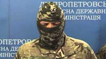 Donbass Battalion Leader Removed Balaclava