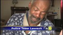 Merced police sergeant takes stand in double amputee taser case