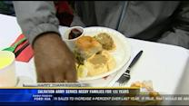 Salvation Army serves needy families in San Diego