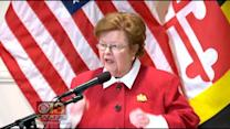 Race To Replace Sen. Barbara Mikulski Wide Open