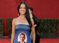 Actress Victoria Rowell revisits her Obama Emmys gown 10 years later: 'The dress will always speak for justice'