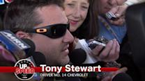 Up to Speed: Logano, Stewart over fight and Martin fills in for Hamlin