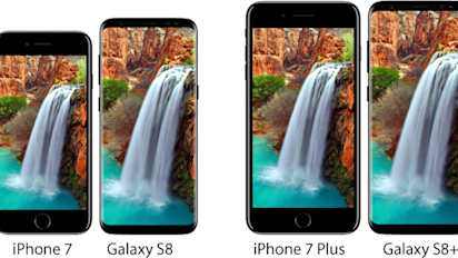 Galaxy S8 does 27 things the iPhone doesn't