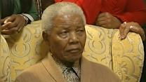 Nelson Mandela Hospitalized For Lung Infection