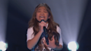 Angelica Hale's angelic voice earns her a second Golden Buzzer on 'AGT'