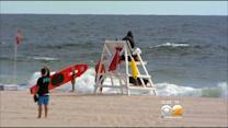 Rip Current Risk Remains In Spots Along Jersey Shore