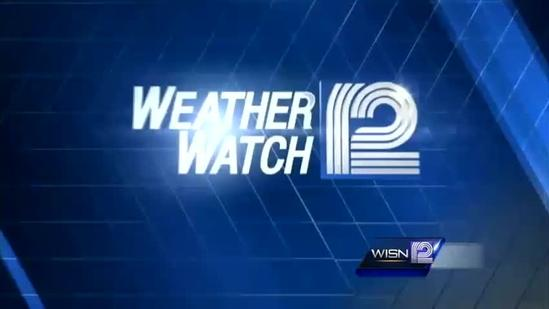 Watch Sally Severson's rainy forecast