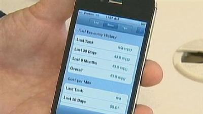 Phone Apps Can Save Gas Money