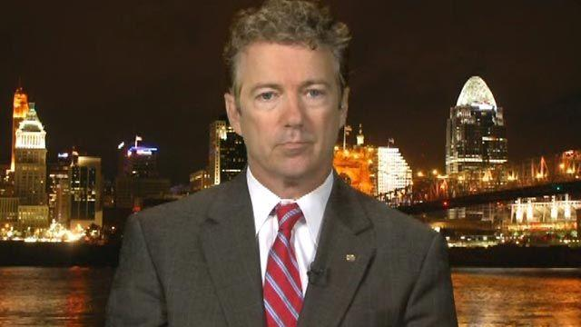 Sen. Rand Paul: Competing for the African-American vote