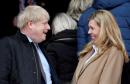 Boris Johnson's son named after doctors who 'saved' PM's life