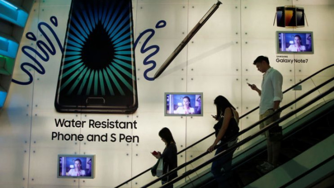 Samsung posts monster earnings despite Note7