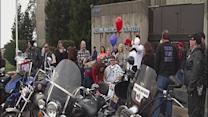 Wildcat Run motorcycle ride supports Taft victim
