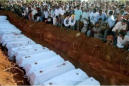 Fact Check: Is this Mass Funeral Photo of Sri Lanka Blast Victims Real?