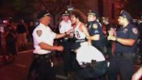 Arrests made as Zimmerman protesters reach UES