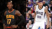 NBA Fantasy - Does Dennis Schroeder have a better season outlook than Willie Cauley-Stein?