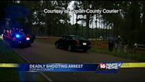 Deadly Shooting Arrest in Meridan