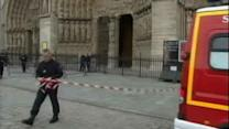 Suicide at Notre Dame Cathedral in Paris