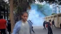 Protests turn lethal in Egypt