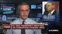 NJ Sen. Menendez indicted on corruption charges: Reports ...