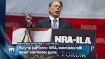 News - Wayne LaPierre, California, Hamid Karzai