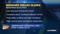 Bernanke: Low rates part of long-term trend