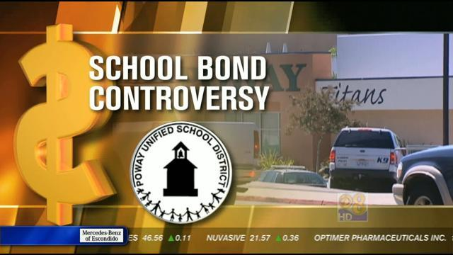 Tax collector weighs in on Poway school bond