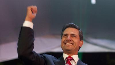 Mexico's former ruling party to return to office