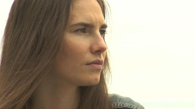 Guilty Verdict in Amanda Knox Case