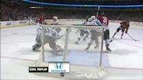 Brandon Pirri buries rebound past Niemi