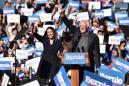 'I Am Back': Bernie Sanders Addresses 26,000 With Alexandria Ocasio-Cortez