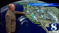 Watch your Monday night KSBW weather forecast 08.19.13