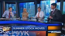 Summer stock moves