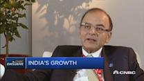 Indian Fin Min: Reforms and stocks are unrelated