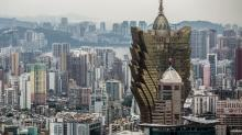 China to halve cash withdrawals in Macau gambling enclave: report