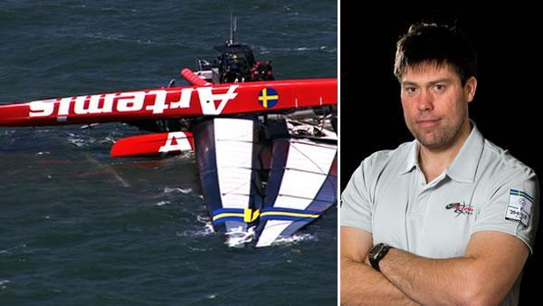 Olympic gold medalist killed in sailboat capsize