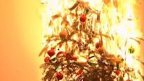 CPSC warns on holiday fire dangers