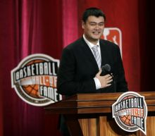 Yao Ming is the new president of the Chinese Basketball Association