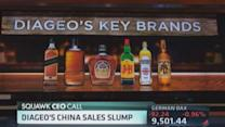 China gifting policies disrupt Diageo sales
