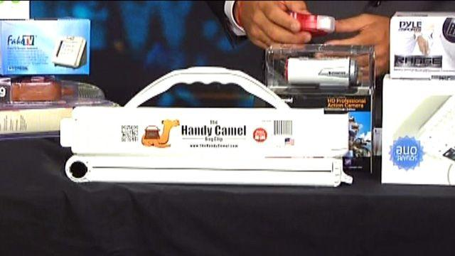 Gadget highlights from the National Hardware Show