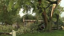 Severe storms sweep across U.S.