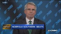 Norfolk Southern CEO: Nat gas tough competition for coal
