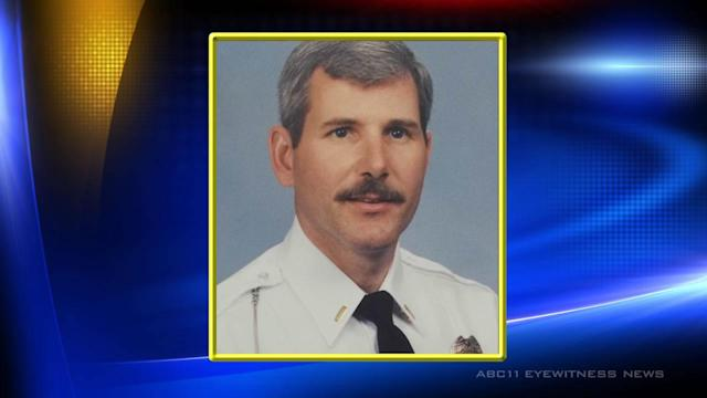 Southern Pines officer remembered