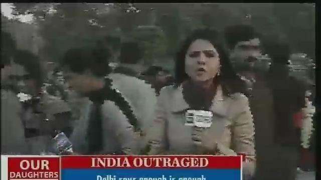 Nothing less than capital punishment will do: Women protesters at India Gate Part-1