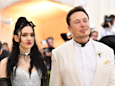 It looks like Elon Musk and Grimes stopped following each other on Instagram and Twitter (TSLA, FB, TWTR)