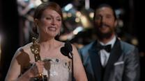 "Julianne Moore on Family in ""Maps of the Stars"""