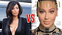 Kim Kardashian Throws Shade at Adrienne Bailon