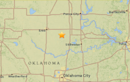 4.6-magnitude earthquake rattles Oklahoma Saturday morning amid rare April snow