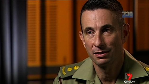 ADF covering up abuse: psychologist