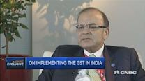 Indian Fin Min: GST will benefit India
